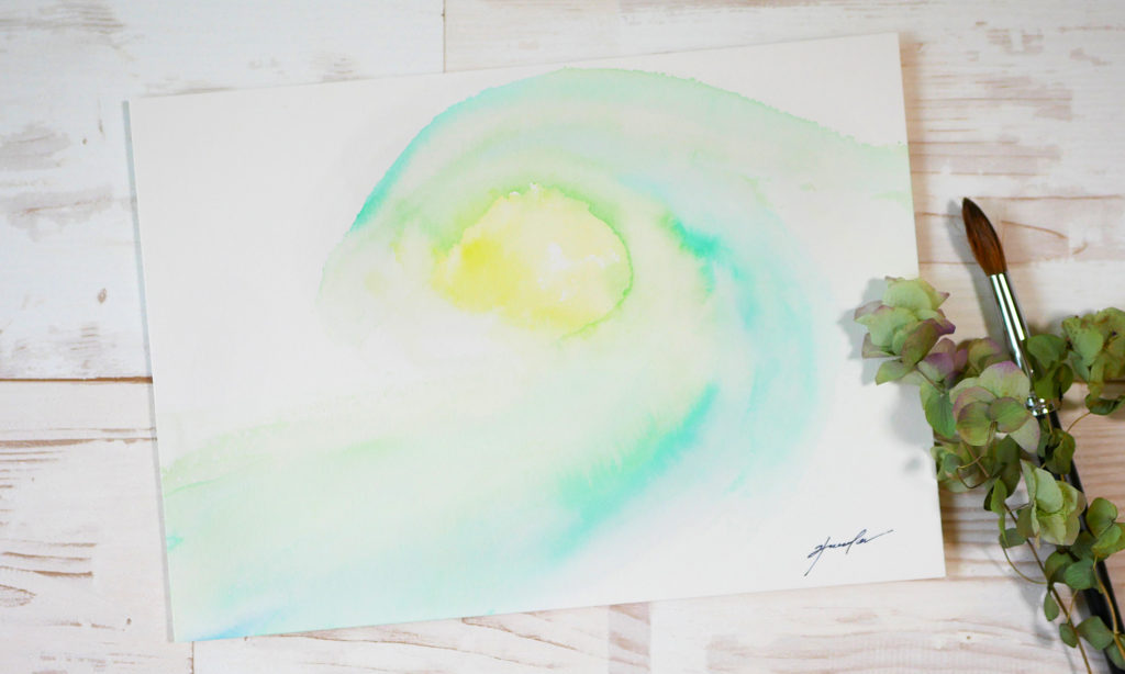 【今日のソウルアート】魂の望み