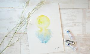 【今日のソウルアート】光と闇