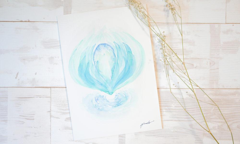 【今日のソウルアート】宇宙の完全性
