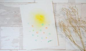 【今日のソウルアート】光へ向かう