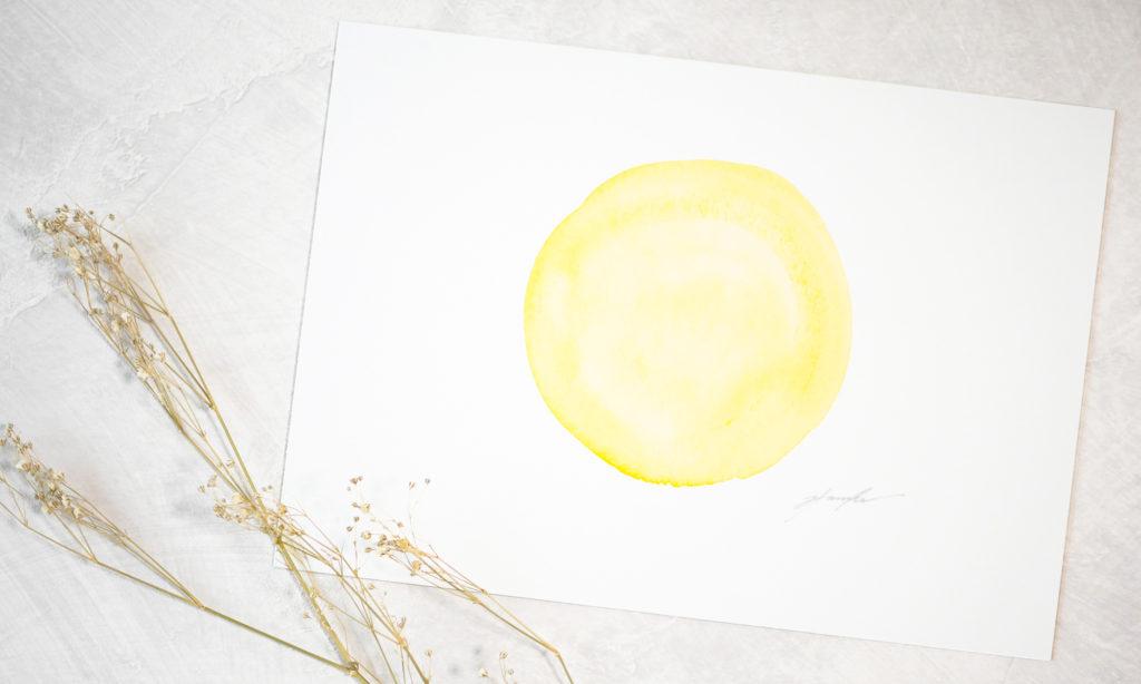 【今日のソウルアート】祈りの光