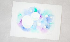 【今日のソウルアート】無色透明
