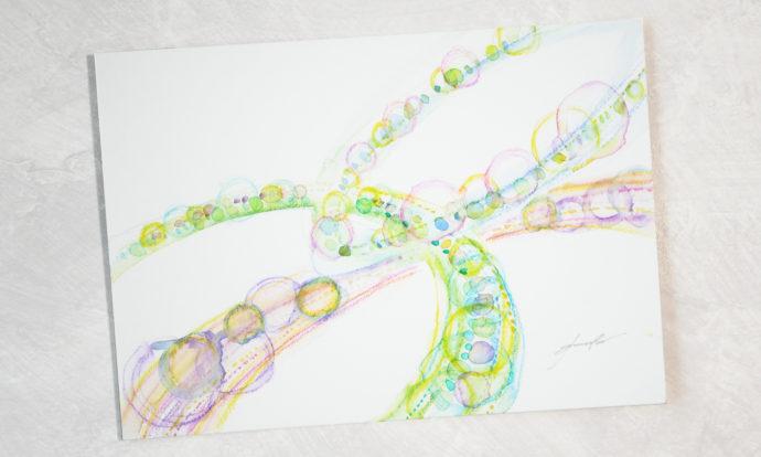 【今日のソウルアート】宇宙のタイミング