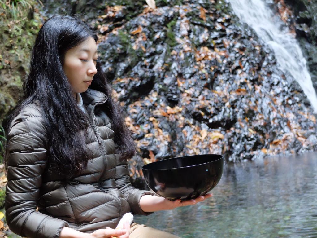 内田晴香 シンギング・リン 金剛の滝