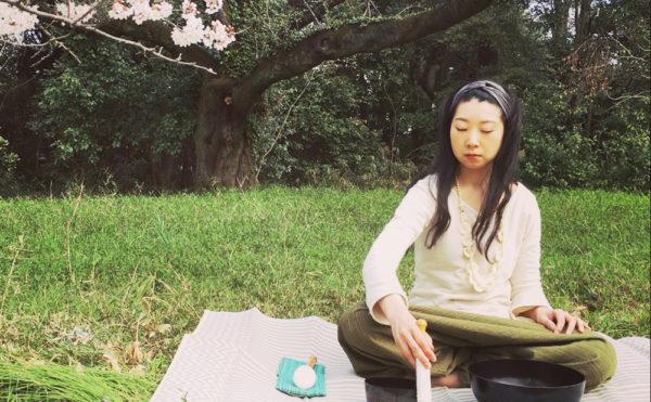 内田晴香 シンギング・リン瞑想