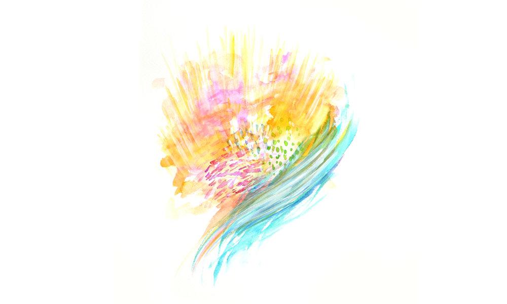 【今日のソウルアート】春分~新たなる誕生の日に~