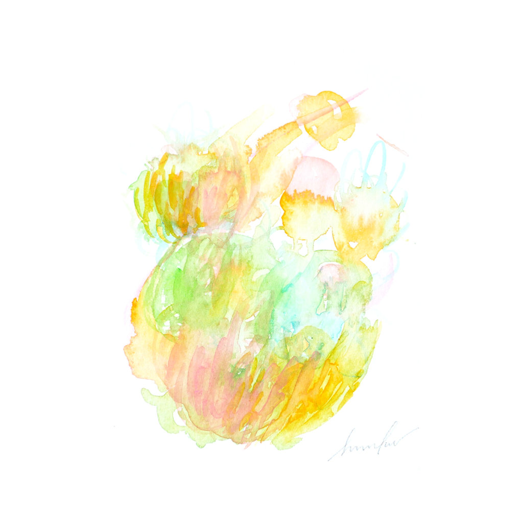 春 ~歓びが結晶となって~